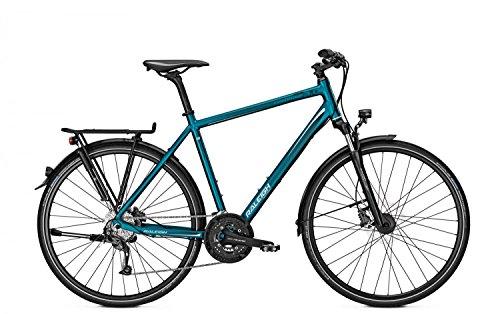 Trekkingrad Raleigh RUSHHOUR 3.0 Disc Herren 28' 27-G Scheibenbremse, Rahmenhöhen:60;Farben:Navyblue matt