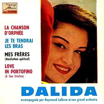 """Vintage Pop Nº 112 - EPs Collectors, """"La Chanson D'Orphée"""""""
