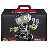 Meccano-Erector M.A.X Robotic Interactive Toy with Artificial...