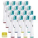 Têtes de remplacement pour brosse à dents Oral B Precision Clean Brossettes...