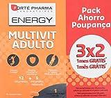 Forte Pharma Iberica Energy Multivit Adulto Complemento Alimenticio - 84 Tabletas