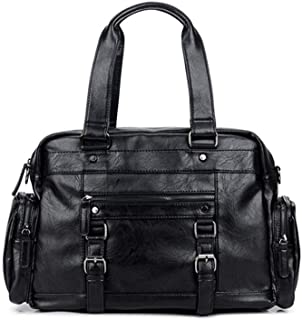 Mens Bag New Tablet laptop travel briefcase Expandable large mixed shoulder bag with storage bag Men's Waterproof Business Messenger Briefcase High capacity