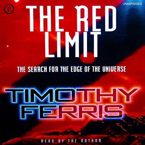 The Red Limit audiobook cover art