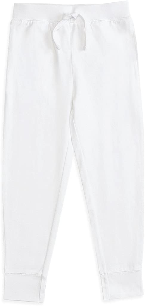 Leveret Kids Toddler Raleigh Mall Boys Pants Girls Max 80% OFF Legging Draws with