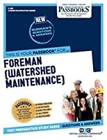 Foreman: Watershed Maintenance (Career Examination)