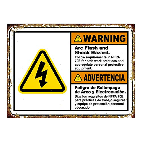 Decorazione Cartello Vintage Ferro Battuto Avvertimento Scudo Acciaio Placca per Bar Cafe Office Pub Soggiorno No Parking in This Area KODY HYDE Targa in Metallo