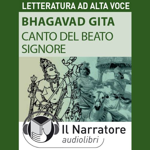 Bhagavad Gita audiobook cover art