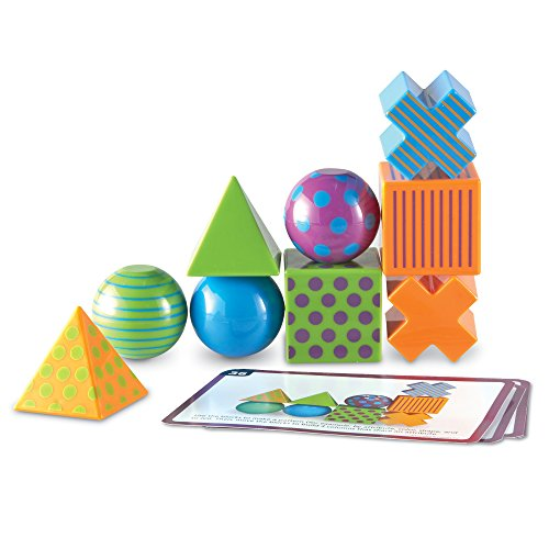 51RA+ ZFydL - Learning Resources Mental Blox Critical Thinking Game, Homeschool, Easter Basket Game, 20 Blocks, 20 Activity Cards, Ages 5+