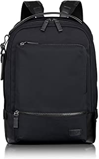 Harrison Bates Laptop Backpack - 14 Inch Computer Bag for Men and Women - Black