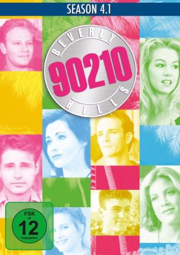 Beverly Hills 90210 - Staffel 4.1 (4 DVDs)