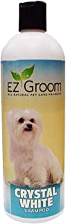 ez groom crystal white