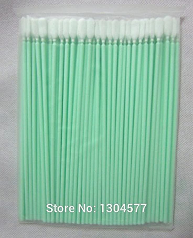Yoton Factory Supply - 100 Printer Long Handle Polyester Cleaning Swabs can Replace Typical Long-Handled Cotton swabs