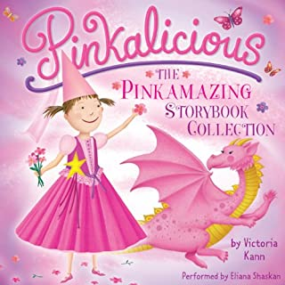 Pinkalicious: The Pinkamazing Storybook Collection audiobook cover art