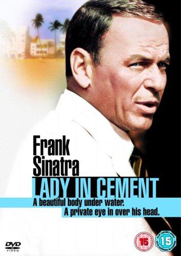 Lady in Cement [Reino Unido] [DVD]