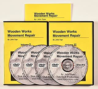 Wooden Works Movement Repair