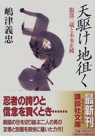 天駆け地徂く―服部三蔵と本多正純 (講談社文庫)の詳細を見る