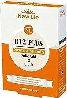 NewLife B12 PLUS Methylcobalamin Folik Asit Biotin