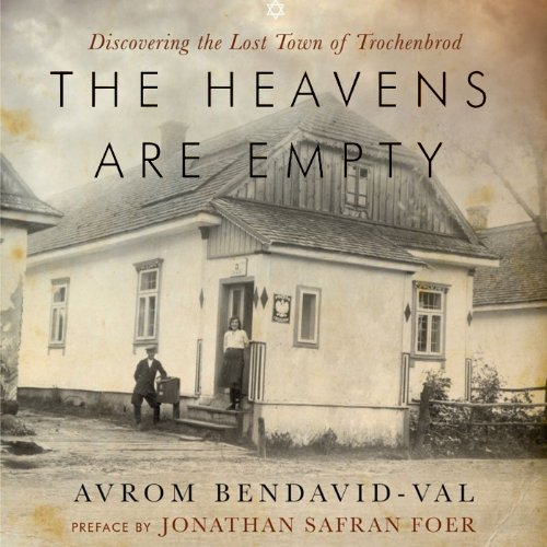 The Heavens Are Empty audiobook cover art