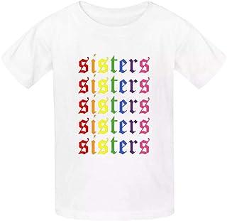 J&K.COKS Fashion Kids Ja_mes_R_Sis_ters T Shirt for Child Short Sleeve Soft Tee Shirt