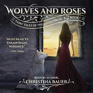 Wolves & Roses audiobook cover art