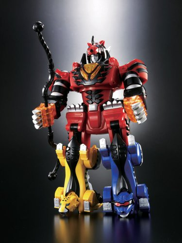 Geki Ranger: DX Juuken Gattai Geki Touja Action Figure by Bandai