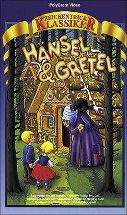 Hänsel U.Gretel   Vhs S/T