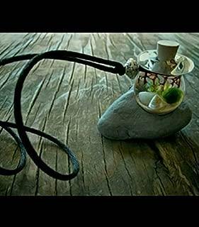 custom blown glass bottles