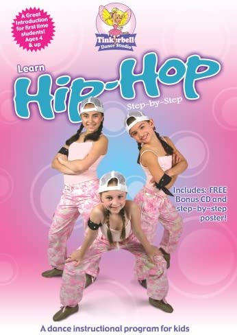 Tinkerbell Dance Studio Learn Hip Hop Step By Step product image