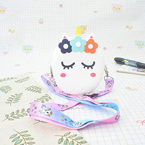 JUSHINI Damen Geldbörse Pop Fidget Toys Tasche Push Bubble Sensory Squeeze Umhängetasche Anti-Angst Zappeln Spielzeug Popit Anhänger Schultertaschen Stressabbau Pop Rucksack für Erwachsene Kinder