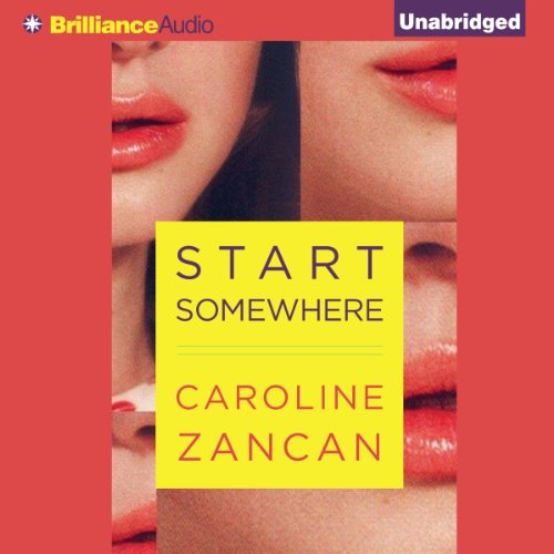 Start Somewhere audiobook cover art