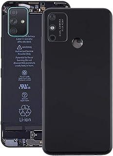 携帯電話の交換部品 for Huawei Honor Play 9A用のカメラレンズカバー付きバッテリーバックカバー スマートフォン修理パーツ