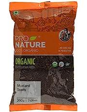 Pro Naturaleza 100% Mostaza Orgánica (Small) 200 g