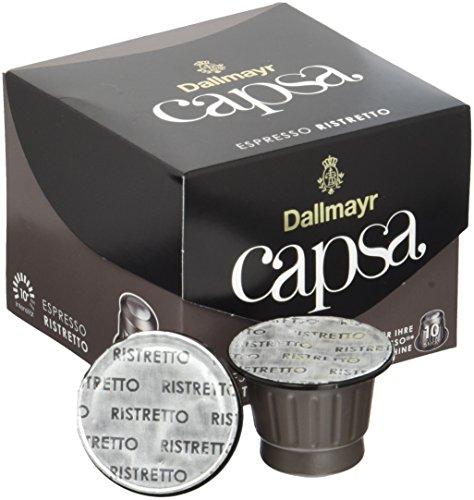 Dallmayr capsa Espresso Ristretto, 10 Kapseln, 56 g