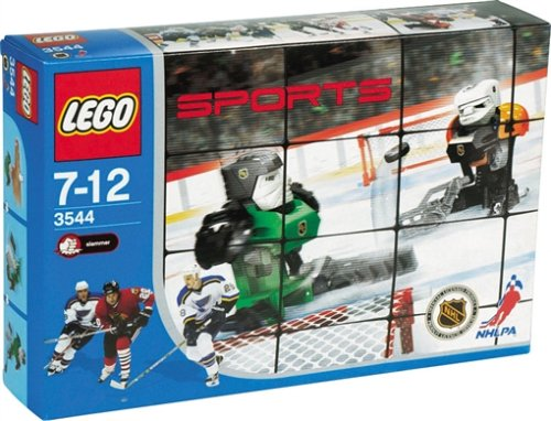 LEGO Sports Hockey 3544 - Match