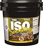 Ultimate Nutrition ISO Sensation 93 - 5 lbs (Chocolate Fudge)