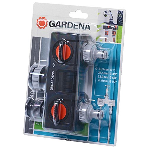 Gardena 08193-24 2-Wege-Verteiler