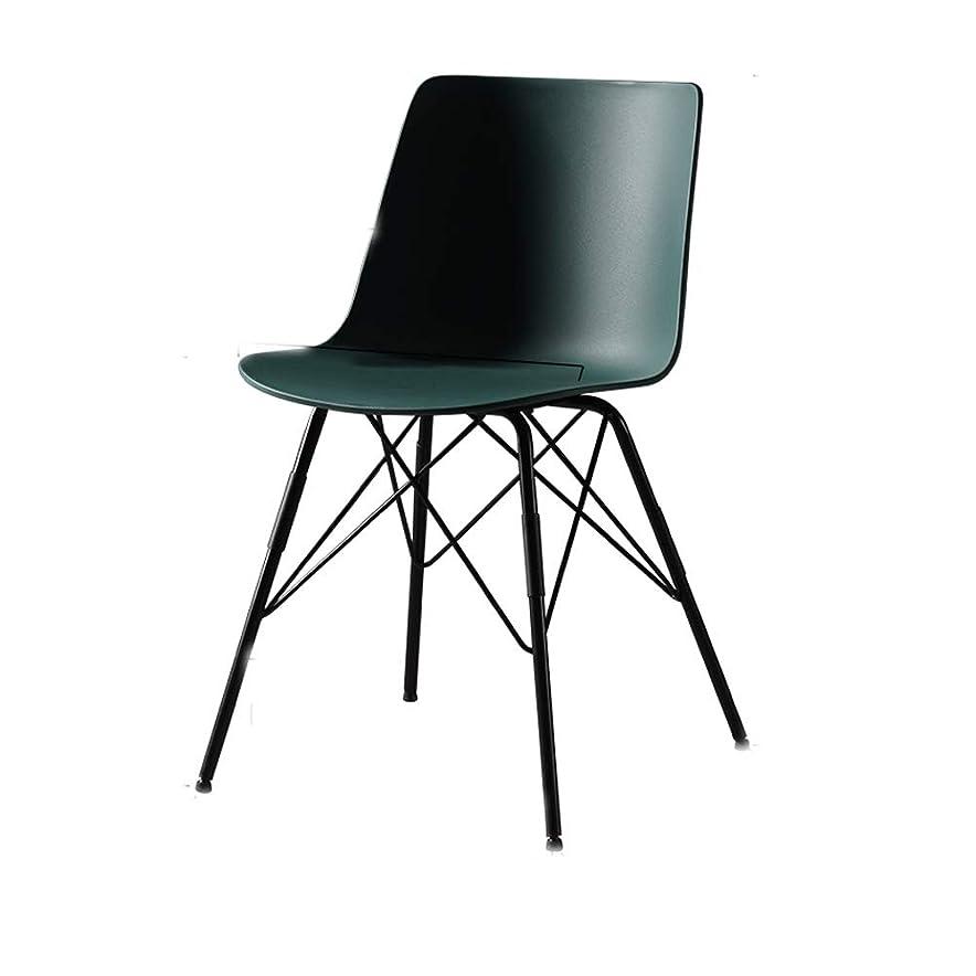地震疲労安全なLRZS-Furniture 北欧のダイニングチェア、デスク、チェア、工業用風、コンピュータチェア、鉄の椅子、ベンチ、寝具、家具、パーソナライズドレッシングテーブルとチェア (色 : ブロンズ)