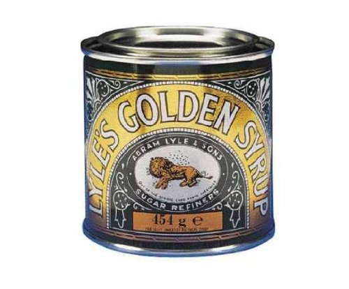 Lyle's Golden Syrup, 16-Ounce Tins (Pack of 4)