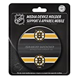 Boston Bruins Phone Tablet Business Card Hockey Puck Stand Holder
