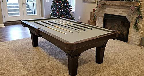 Olhausen Billiards 8 ft Belmont Pool Table