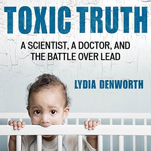 Toxic Truth audiobook cover art