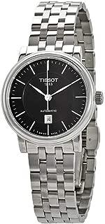 Tissot Carson Stainless Steel Black Watch T122.207.11.051.00