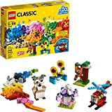 LEGO Classic Bricks and Gears 10712 Building Kit (244 Pieces) (Discontinued by Manufacturer)