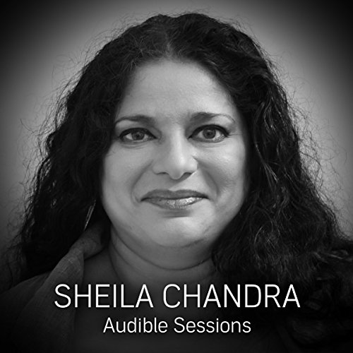 Sheila Chandra audiobook cover art