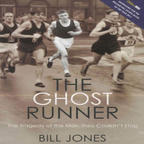 The Ghost Runner cover art