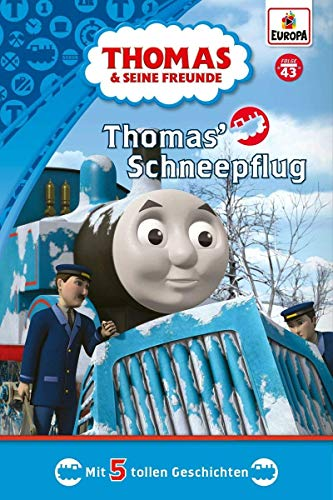 Thomas & seine Freunde 43. Thomas\' Schneepflug