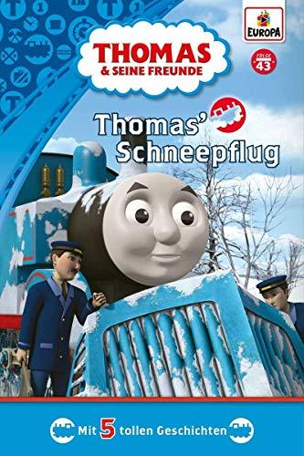 Thomas & seine Freunde 43. Thomas' Schneepflug