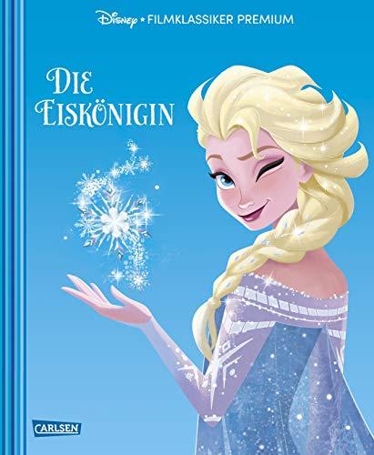 Disney – Filmklassiker Premium: Die Eiskönigin: mit hochwertiger Umschlagveredelung