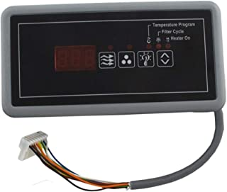 Hydro-Quip 34-0208-25 4-Button ECO-6 Topside Panel with 25` Cord