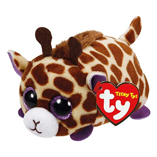 TY Glubschis - 42140 - Mabs Giraffe, braun - Teeny Tys - 10 cm